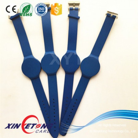 125Khz T5577 Adjustable Silicon RFID Wristband