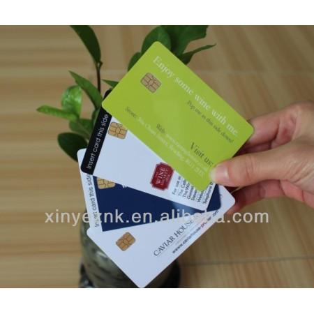 1K 2K 16K 64K memory contact smart card