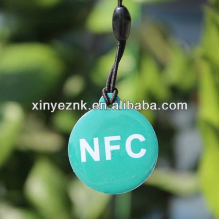 e-payment NFC tag