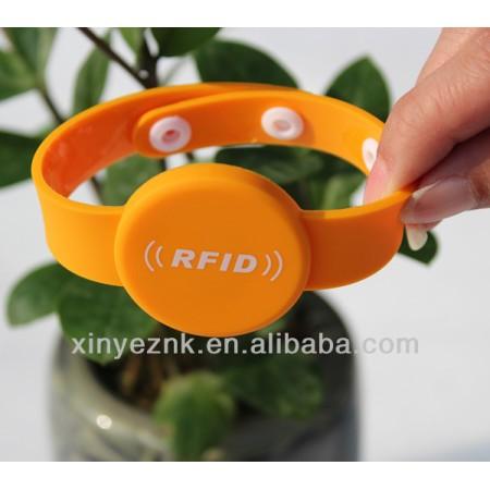 13.56MHZ RFID Bracelet for Water Parks