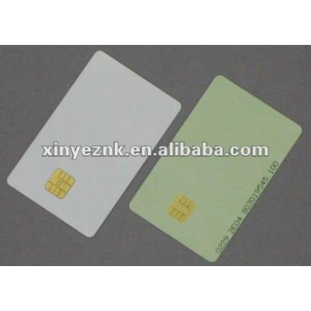 1KB/2KB memory contact chip smart card