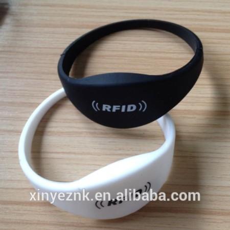 RFID smart baby identity bracelet