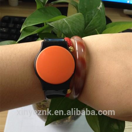 13.56MHZ Classic 1K S50 Chip RFID PVC Bracelet