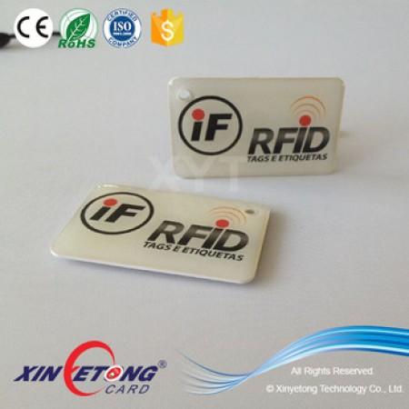 58*38mm MF1k S50 RFID Tag Waterproof NFC Tags
