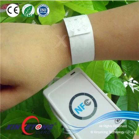 Free SDK 13.56MHZ USB NFC Reader