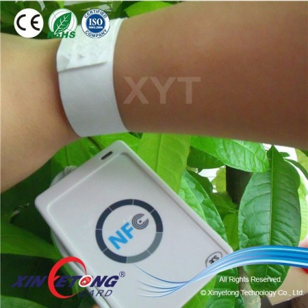 Free SDK with USB Interface 13.56mhz card NFC RFID reader writer