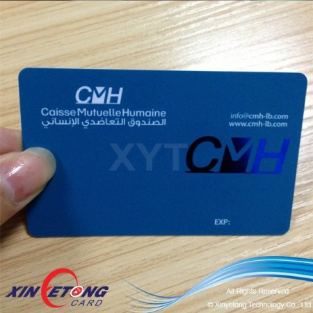13.56MHZ DESFire EV1 8K (MF3ICD81) RFID Smart Card Printable