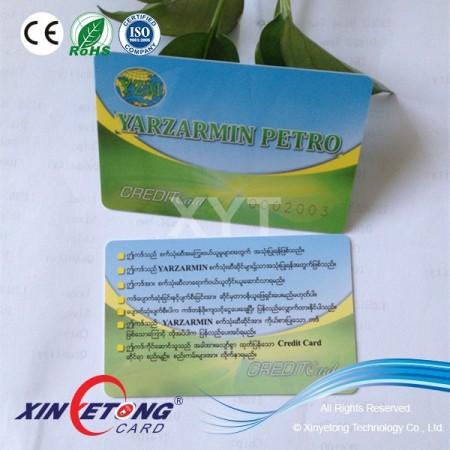 125KHZ EM4450 RFID Smart Card For Prepayment Device