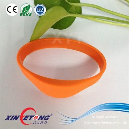 13.56MHZ Fudan 1K F08 RFID Bracelet
