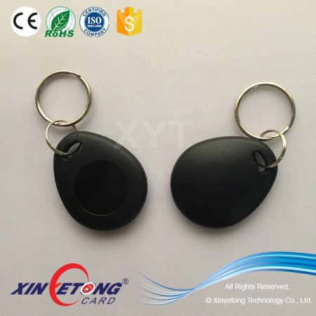 Professional Water proof ABS Keyfob 125KHz / 13.56MHz