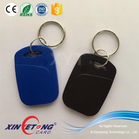 13.56MHZ ABS 144Byte Type 2 Ntag203/213 NFC Keyfob