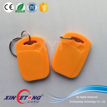 13.56MHZ ABS 888Byte Type 2 Ntag216 NFC Keyfob