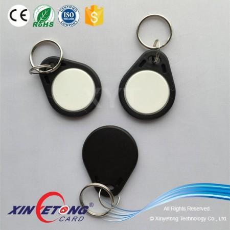 13.56MHZ DESFire EV1 2K ABS RFID Keyfob