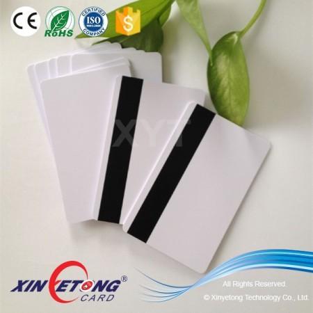 2750oe Magnetic Stripe Plastic PVC ID Card Blank