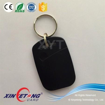 13.56MHZ ABS 64Byte Ultralight Chip RFID NFC Key Fob WaterProof