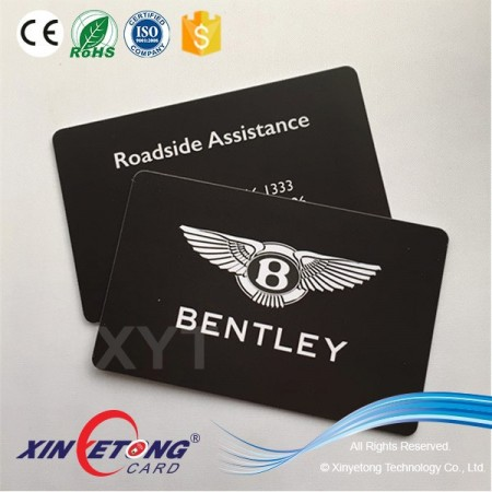 13.56Mhz 1K Chip Contactless RFID Access Control Smart Cards