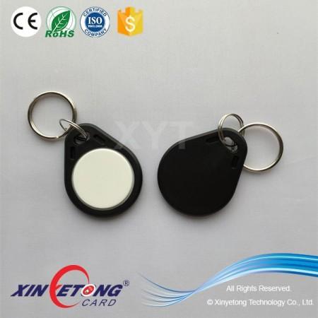 13.56MHZ DESFire EV1 8K ABS RFID Keyfob Waterproof