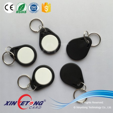 LH EM4200 With 128bits Memory Keychain Use For Shopping Mall