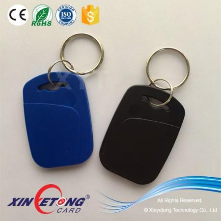 125KHZ ABS EM4100 RFID keyfob