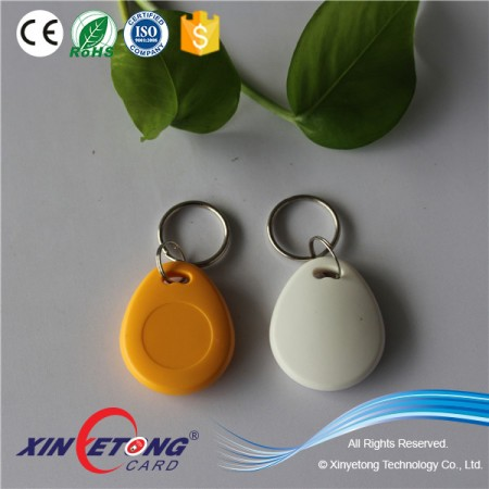 Hot Selling Nfc Pet Keyfob and Unique Qr Code