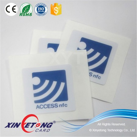 Waterproof NFC Tag Stickers Rfid Adhesive Label for Samsung iPhone 6 plus