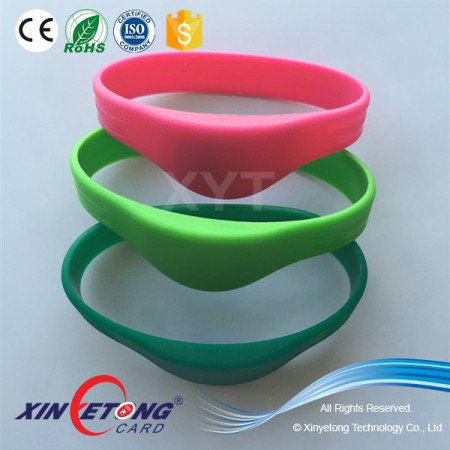 Highly Waterproof&Harsh RFID Wristband Tag