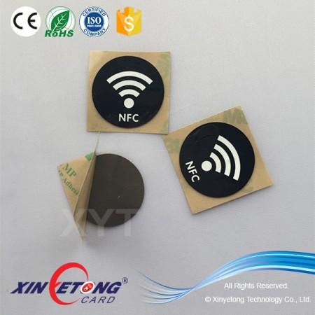 13.56Mhz Ntag203 chip RFID Anti-metal Tag /NFC Anti-metal tag