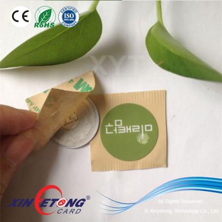13.56MHz Paper Rewritable RFID NFC Sticker