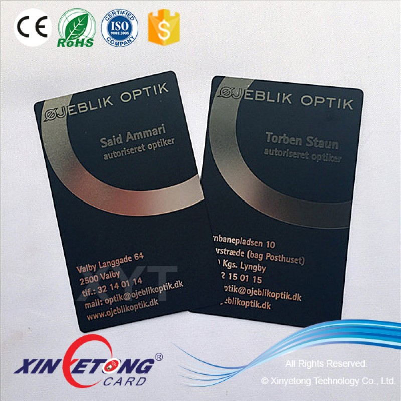 Metal Credit Card Metal Metal Business Card Machine Business Card Blank