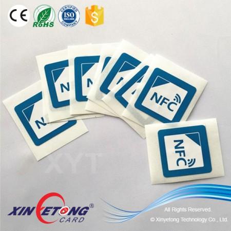 50 X 50mm Fudan08 NFC Tag