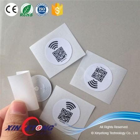 888 Byte NFC Sticker NTAG216