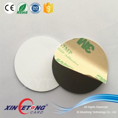 13.56MHZ NFC NTAG203 Sticker 3M Glue 168Byte