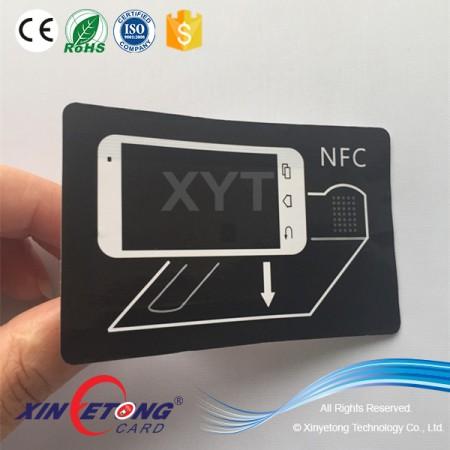 13.56MHZ Ultralight 64bytes 3D Google Cardboard NFC Sticker Tag