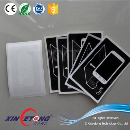 13.56MHZ Ultralight 3D Google Cardboard NFC Sticker Labels