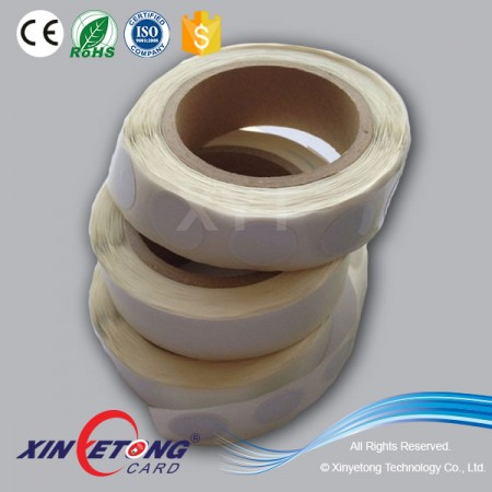 Blank Type 2 Ntag213 NFC Tag In Roll