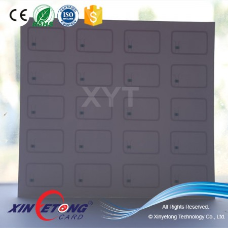 RFID Card Inlay 13.56Mhz ISO15693 Icode-Sli-X Inlay