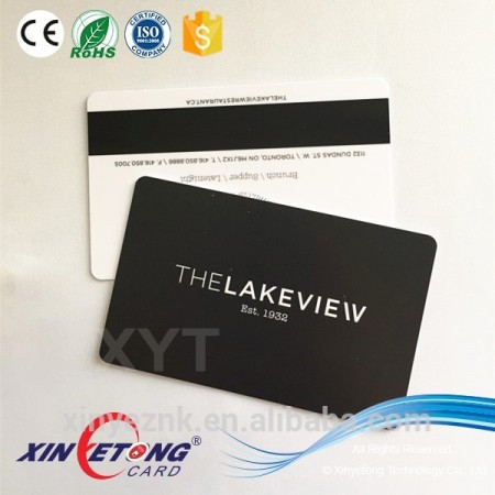 4000oe Hico Magnetic Plastic Gift Cards
