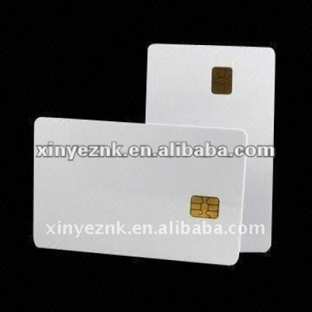blank AT24C02 contact ic card