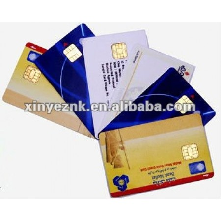 China Custom Contact IC Card Supplier