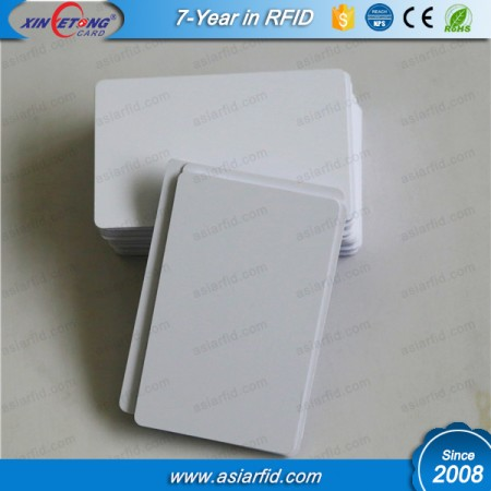 Blank Inkjet Printable PVC/Plastic Card for Epson L801/L800Printer