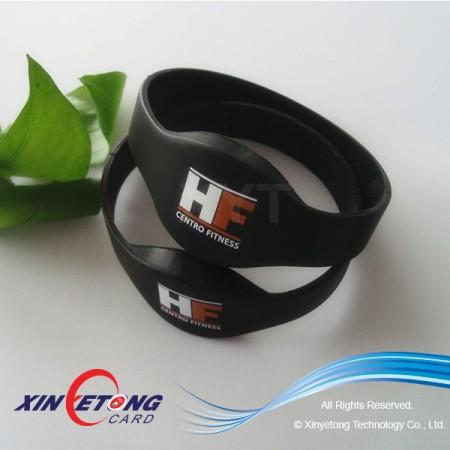 Ntag203/I Code Sli/Ultralight RFID Wristband/ NFC Wristband/Bracelet
